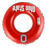 Forever Collectibles Ohio State Buckeyes 31-Inch Inflatable Tube
