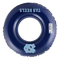 Forever Collectibles North Carolina Tar Heels 31-Inch Inflatable Tube