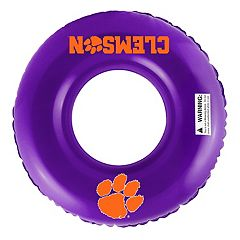 Forever Collectibles Clemson Tigers 31-Inch Inflatable Tube