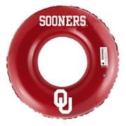 Forever Collectibles Oklahoma Sooners 31-Inch Inflatable Tube