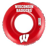 Forever Collectibles Wisconsin Badgers 31-Inch Inflatable Tube