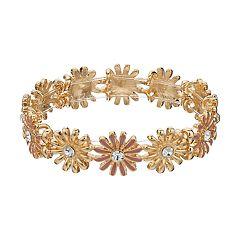 LC Lauren Conrad Daisy Stretch Bracelet