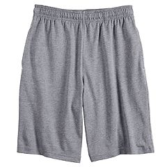 Boys 8-20 & Husky Tek Gear® Soft Jersey Shorts