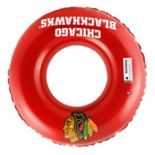 Forever Collectibles Chicago Blackhawks 31-Inch Inflatable Tube