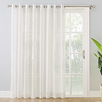 SONOMA Goods for Life™ Crushed Voile Patio Curtain