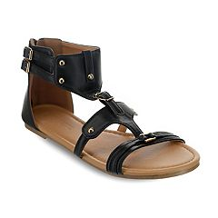 Olivia Miller Pinecrest Women's Gladiator Sandals