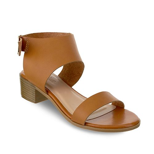 Olivia Miller Cocoa Women's High Heel Sandals