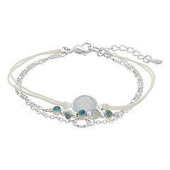 LC Lauren Conrad Multi Strand Bracelet