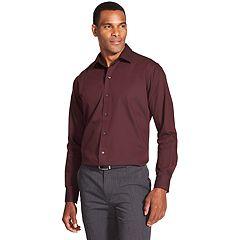 Men's Van Heusen Classic-Fit Striped Button-Down Shirt