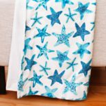 Thro Todra Starfish Micromink Throw