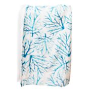 Thro Tonga Coral Micromink Throw