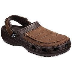 cc87914cde490d Crocs Yukon Vista Men s Clogs. Espresso Black