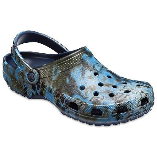 Crocs Classic Kryptek Neptune Adult Clogs