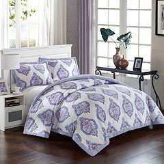 Grand Palace Comforter Set