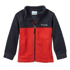 Baby Boy Columbia Fleece Jacket