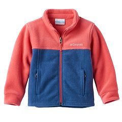 Baby Boy Columbia Fleece Jacket