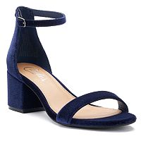 Candie's® Cosmos Women's Block-Heel Dress Shoes