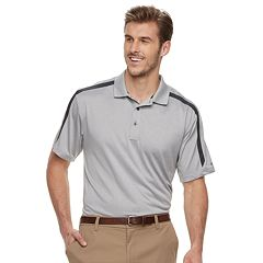 Big & Tall Grand Slam Cool Fast Classic-Fit Colorblock Golf Polo