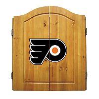 Philadelphia Flyers Dartboard Cabinet