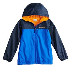 Boys 8-20 Columbia Maplecrest Lined Windbreaker