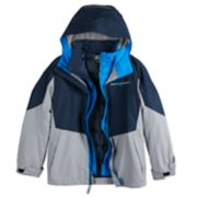 Boys 8-20 ZeroXposur Windsweep System Jacket