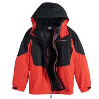 Boys 8-20 ZeroXposur Lightweight System Jacket