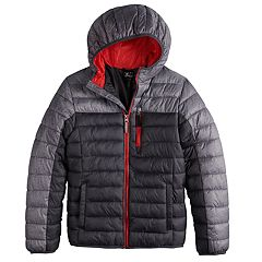 Boys 8-20 ZeroXposur Ultra Faux-Down Jacket