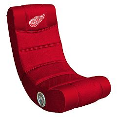 Detroit Red Wings Bluetooth Video Gaming Chair