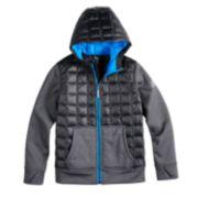 Boys 8-20 ZeroXposur Snug Hybrid Jacket