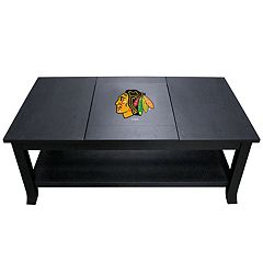 Chicago Blackhawks Coffee Table