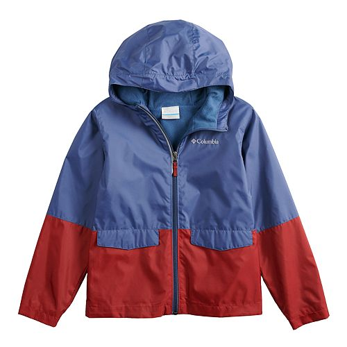 Boys 8-20 Columbia Weather-Drain Lined Jacket