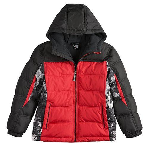 Boys 8-20 ZeroXposur Myriad Puffer Jacket