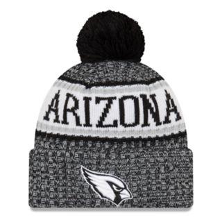 Adult New Era Arizona Cardinals NFL 18 Sport Knit Beanie