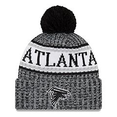 Adult New Era Atlanta Falcons NFL 18 Sport Knit Beanie