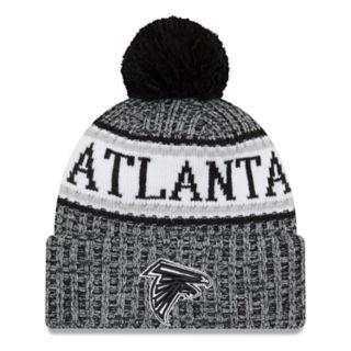 Adult New Era Atlanta Falcons NFL 18 Sport Knit Beanie