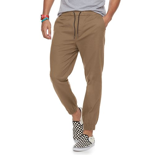 Men S Urban Pipeline Maxflex Twill Jogger Pants