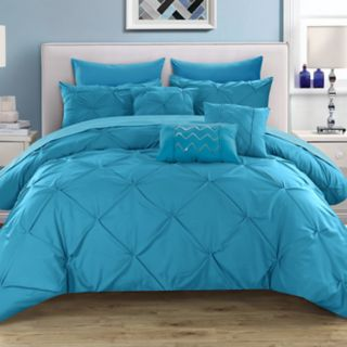 Hannah 8-piece Twin Comforter Bedding Set