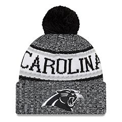 Adult New Era Carolina Panthers NFL 18 Sport Knit Beanie