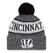 Adult New Era Cincinnati Bengals NFL 18 Sport Knit Beanie