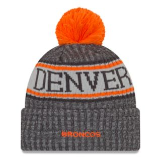Adult New Era Denver Broncos NFL 18 Sport Knit Beanie