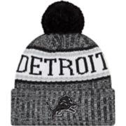 Adult New Era Detroit Lions NFL 18 Sport Knit Beanie