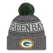 Adult New Era Green Bay Packers NFL 18 Sport Knit Beanie