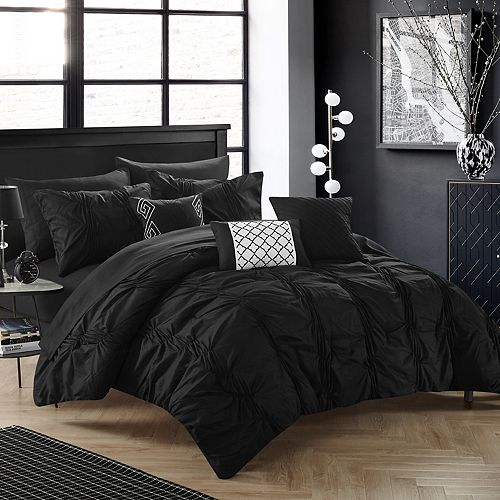 Tori 10-piece Comforter Bedding Set