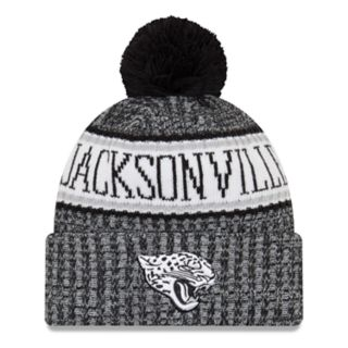 Adult New Era Jacksonville Jaguars NFL 18 Sport Knit Beanie