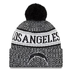 Adult New Era Los Angeles Chargers NFL 18 Sport Knit Beanie