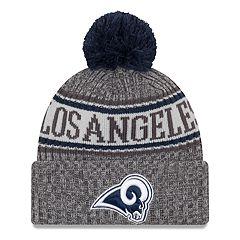Adult New Era Los Angeles Rams NFL 18 Sport Knit Beanie