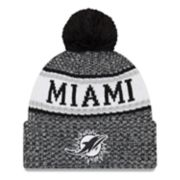 Adult New Era Miami Dolphins NFL 18 Sport Knit Beanie