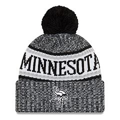 Adult New Era Minnesota Vikings NFL 18 Sport Knit Beanie