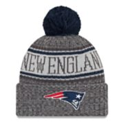 Adult New Era New England Patriots NFL 18 Sport Knit Beanie