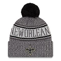 Adult New Era New Orleans Saints NFL 18 Sport Knit Beanie